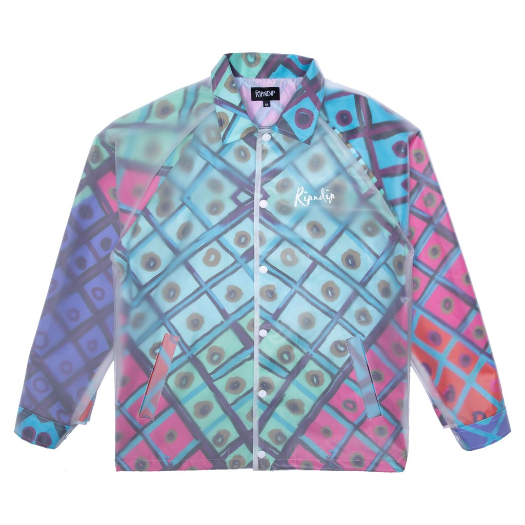 NERMCASSO COACH JACKET MULTICOLOR