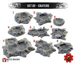 Craters by Txarli Factory BattleBuilder Tech - Mecha.Net Studios