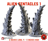 Alien Terrain by Txarli Factory BattleBuilder Tech - Mecha.Net Studios