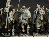 Blood Knights by Highlands Miniatures