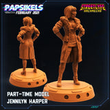 Jennilyn Harper by Papsikels Miniatures