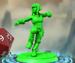 Miniature Printing Service! For Heroforge, Eldritch Foundry, DesktopHero, Anvl, Patreon, or any other STL miniature file source - Mecha.Net Studios