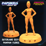 Pampam Flores by Papsikels Miniatures