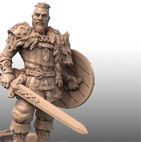 Harald, Lion of the North by Signum Workshop