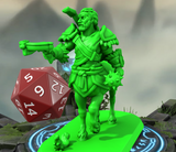 Miniature Printing Service! For Heroforge, Eldritch Foundry, DesktopHero, Anvl, Patreon, or any other STL miniature file source