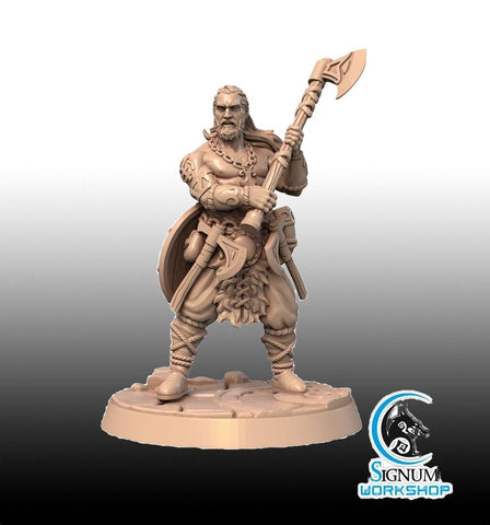 Trond the Giant Slayer by Signum Workshop