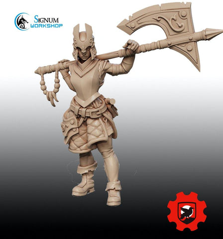 Riana The Armorer by Signum Workshop