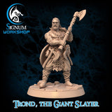 Trond the Giant Slayer by Signum Workshop - Mecha.Net Studios