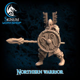 Northern Warriors Unit (5) by Signum Workshop