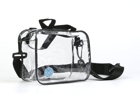 7. Clear Kit Bag