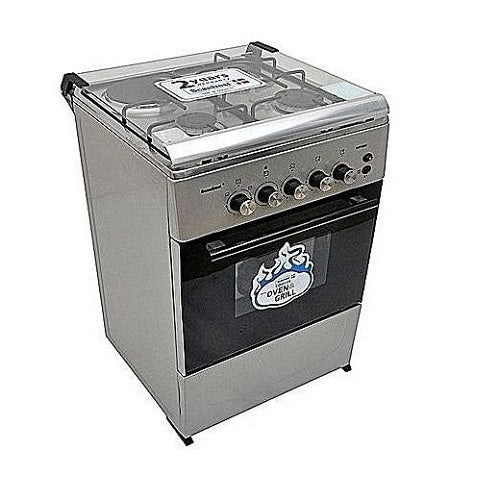 SCANFROST SFC 5312S GAS COOKER