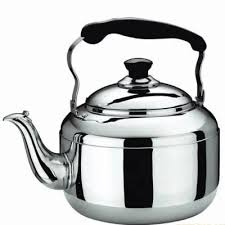 SCANFROST STAINLESS STEEL KETTLE