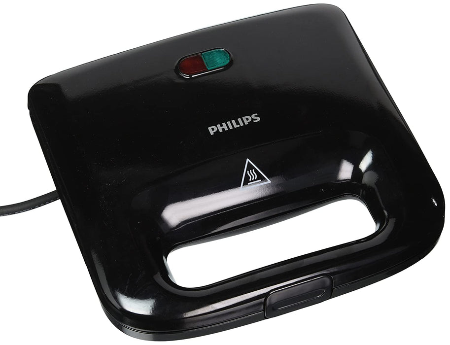 PHILIPS 750W TOASTER EASY  HD2393/0(Sandwich Maker)