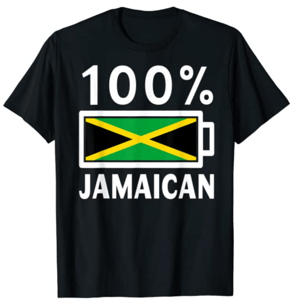 100% Jamaican Battery Power
