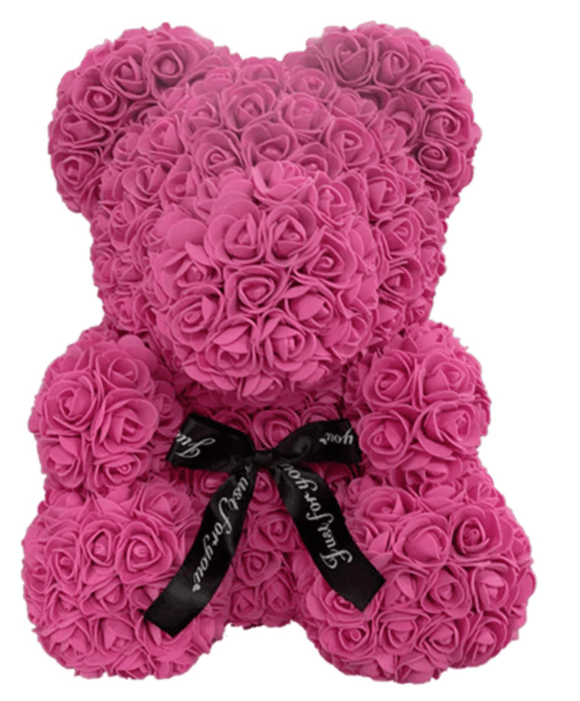 Rose Bear - Rose Red