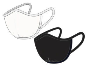 Reusable Plain Mask