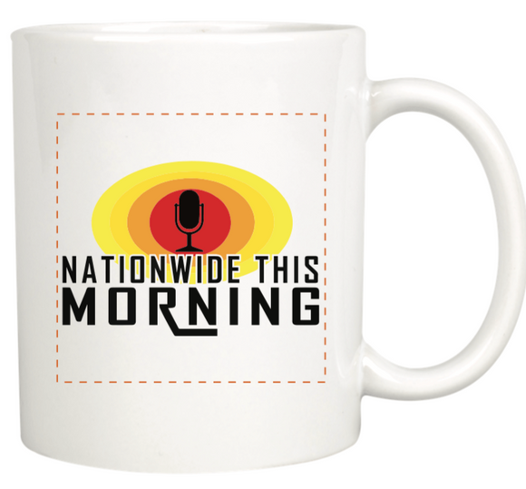 11 oz. Nationwide This Morning Mug