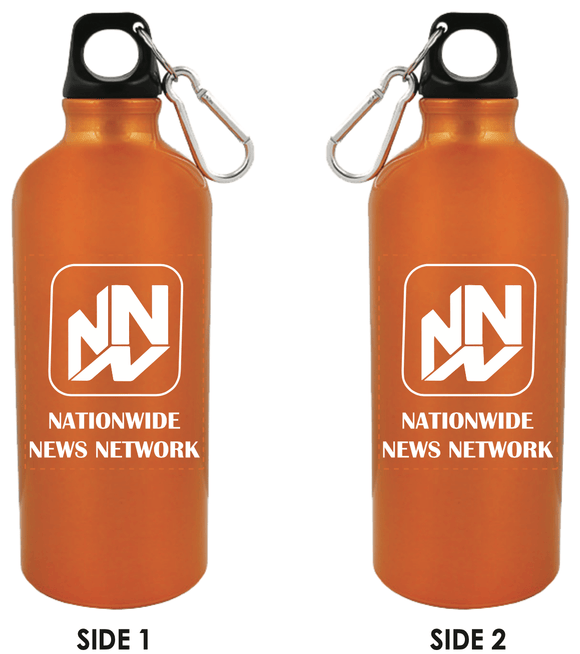 20 oz. Aluminum Bottle - Orange