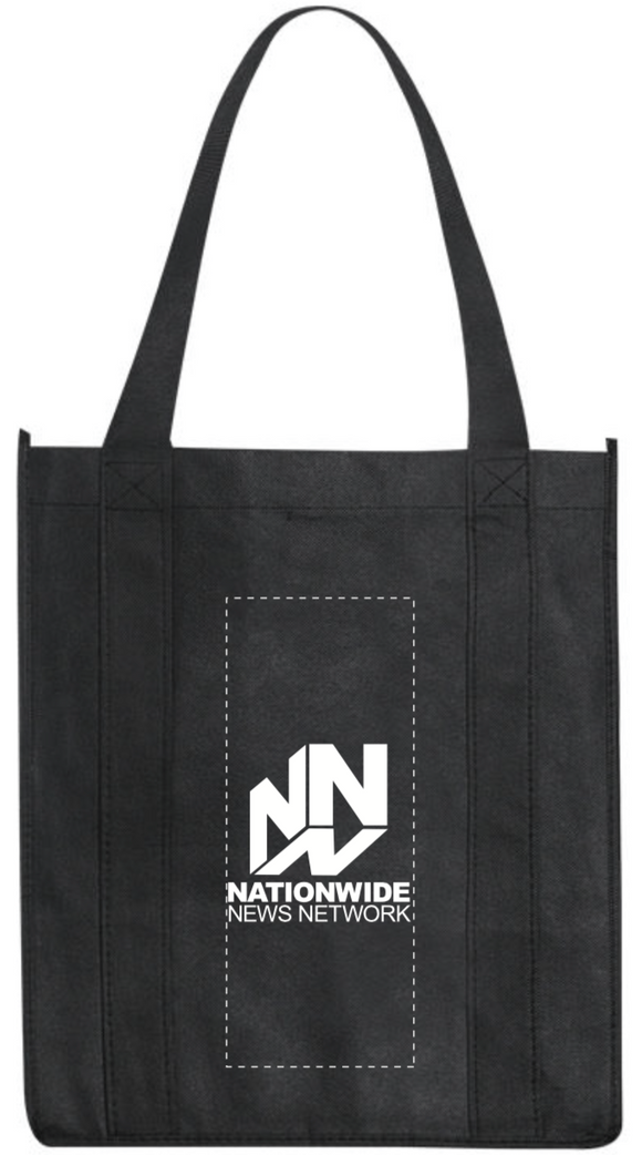 Grocery Tote - Black