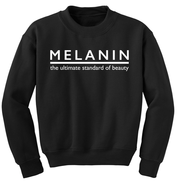 Melanin Beauty Sweatshirt