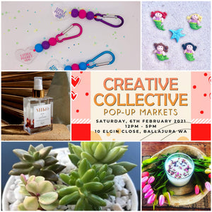 Creative Collective Is On Again