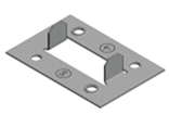 SCHLETTER Grounding Shim Double sided