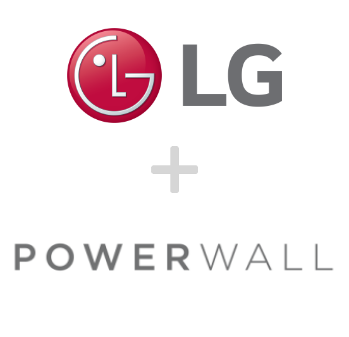Residential Storage Kit Powerwall and LG 350w