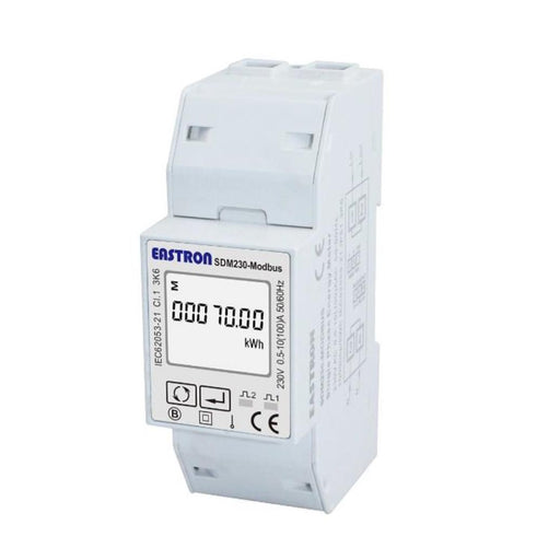 Eastron Energy Meter 100A Single Phase