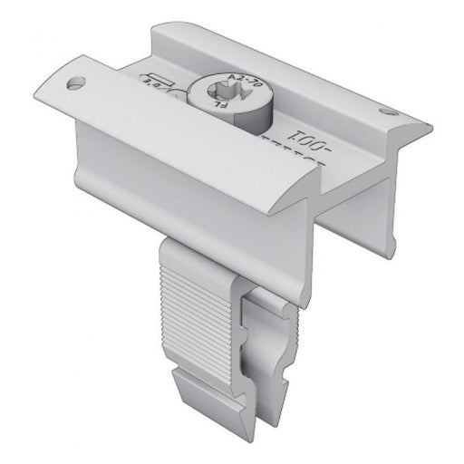 SCHLETTER Mid Clamp 30-40mm Silver