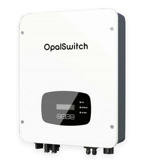 OPAL SWITCH 1 Phase 5kW 2MPPT w/WiFi 5+5