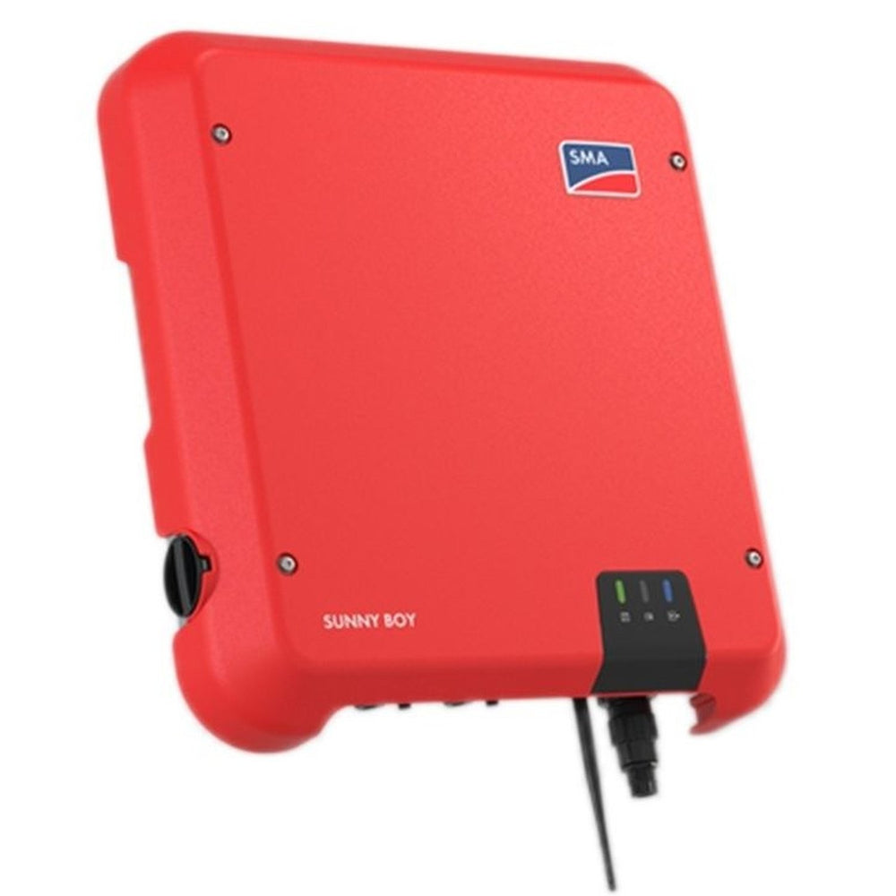 SMA Sunny Boy 5kW with Wi-Fi inbuilt and CCA (NEW)