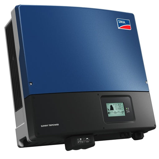 SMA Sunny Tripower 25 kW 3 Phase 2 MPPT with LCD Display
