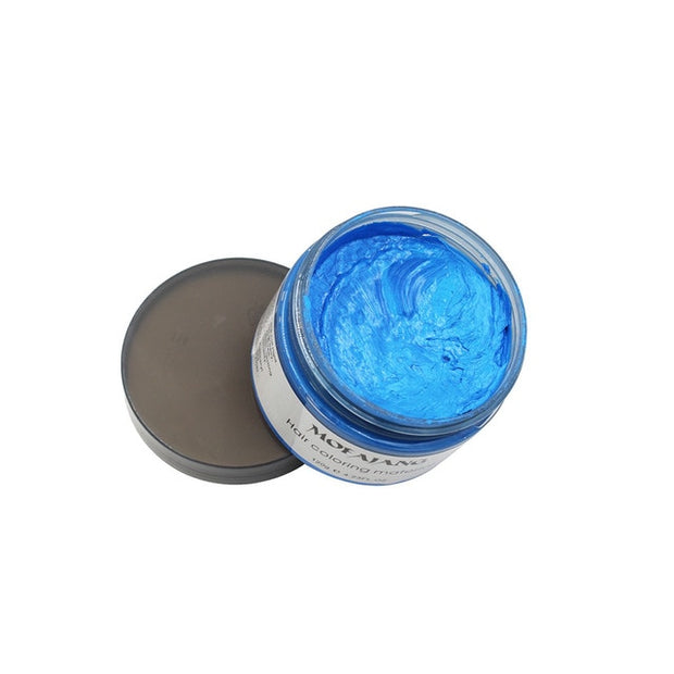 Multi-Color Hair Wax