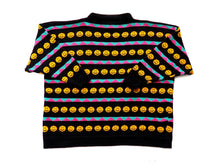 Load image into Gallery viewer, Smiley Stripe Jumper