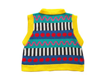 Load image into Gallery viewer, Memphis Knitted Vest