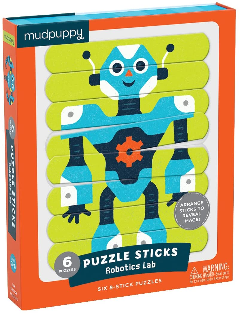 Puzzle Sticks Robotics Lab