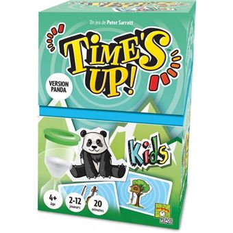 Times Up !  Kids