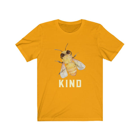 bee kind - Unisex Jersey Short Sleeve Tee