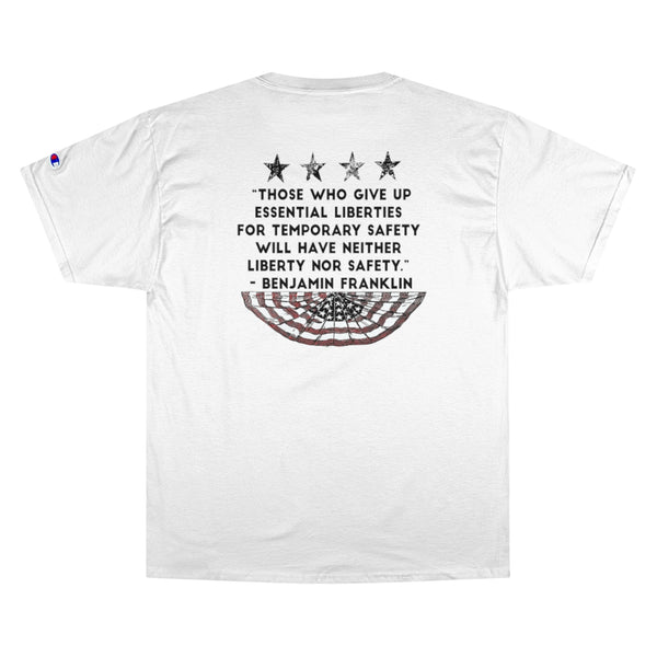 Veteran liberty - Champion T-Shirt