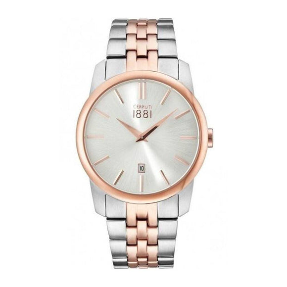 Orologio Cerruti CRA117STR07MRT 40mm - SorrentoCommerce