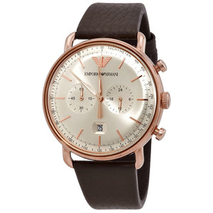 Orologio ARMANI Uomo Aviator AR11106 43mm - SorrentoCommerce