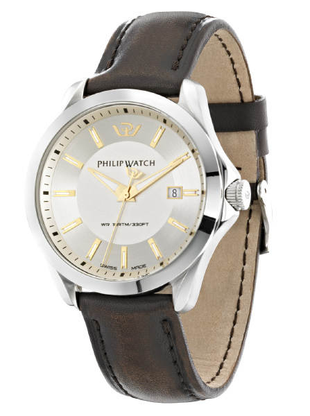 Orologio Philip Watch R8251165002 Uomo Cassa da 41mm - SorrentoCommerce