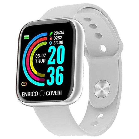 Smartwatch Enrico Coveri SWEC003 Bianco - SorrentoCommerce
