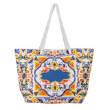"Borsa shopper modello ""Procida"" - SorrentoCommerce"