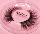 Glam Muffin Eye Lashes - SC Glam Shop
