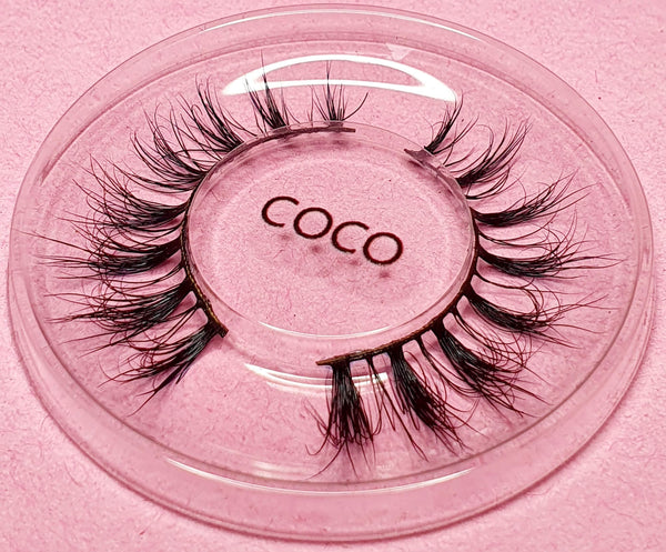 Glam COCO Eye Lashes - SC Glam Shop