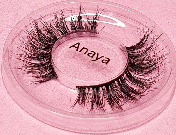 Glam Anaya Eye Lashes - SC Glam Shop