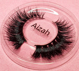 Glam Aizah Eye Lashes - SC Glam Shop