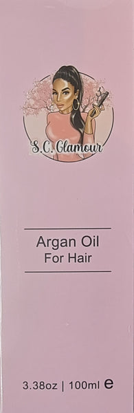 Argan Oil by SC Glamour