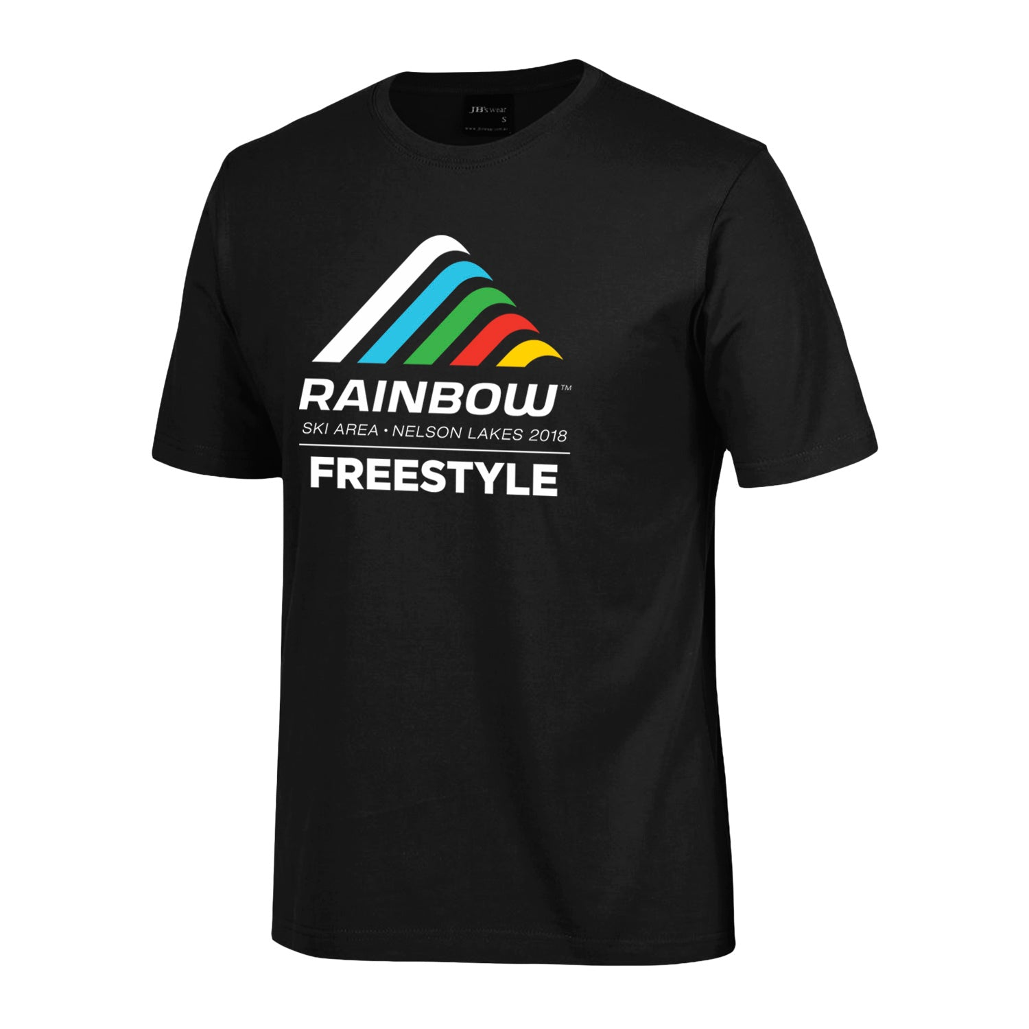 Rainbow Academy Freestyle Tee Mens and Kids